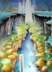 Atlantis la ciudad perdida.