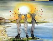 Les racines de l'amour.