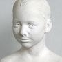 Girl. Laurent Mallamaci Sculpteur