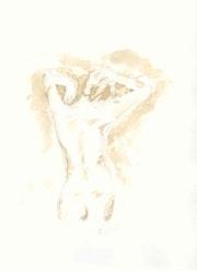 Espalda desnuda joven. Jean-Michel Vallet