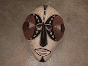 Masken Bantu. Serge Auguste Ngouba Douma