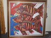The Kings of Fish. Manfred Konnegen