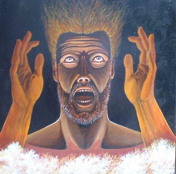 Burning in Hell 1. Giulio Porta Giulio Porta