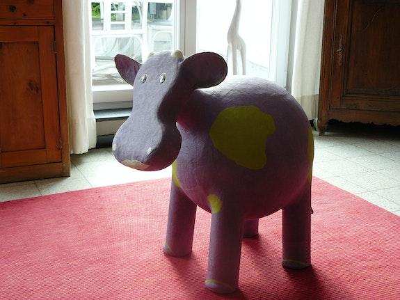 Big Cow nice to look debonair. Arno Arnold Robert