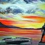 Freddie Mercury Montreux eternal. Claudine Hallė