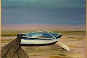 Barque au filet.
