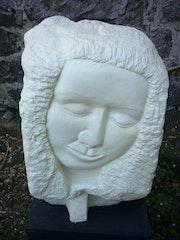Esculturas de piedra….