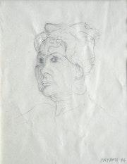 Portrait woman.