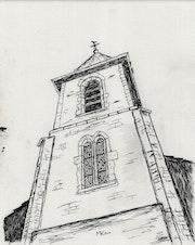 Eglise Saint-Georges de Donjeux (Moselle).