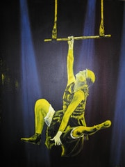 The trapeze.