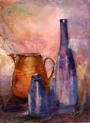 Blue Bottle.