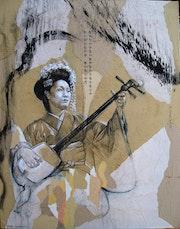 La musique de geisha.