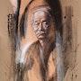 Jigoro Kano. Fundador del Judo.. Feodor Tamarsky