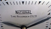National Time Recorder.