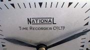 National Time Recorder. Randall Jordan