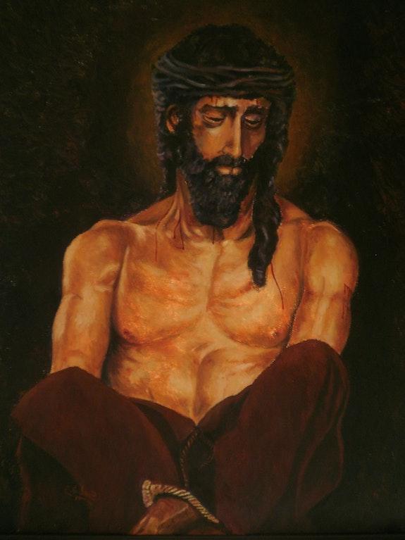 Christ de la Bonne Mort. Sebastian Martin Constanza Sebas