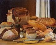 El rincon del pan.