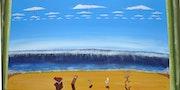 Nude Beach (los invisibles) El paisaje surrealista. Theatre Of Fruit