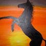 Black Horse. Particulier