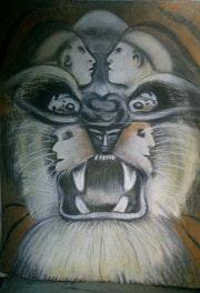 Le tigre. Michou