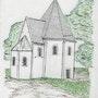 Kapelle der Templer von Metz - Moselle. Michael Kissel