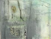 Erinnerung Frau Ferne Transparent. Cori
