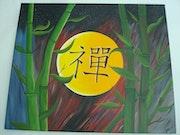 Bambous zen.