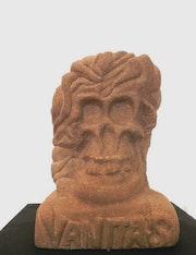 Carving Soapstone. Sculpteur