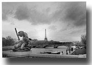 Alexendre III Bridge Paris.