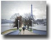 Pont de Grenelle Paris.