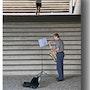 Sax player Paris. Gilles Bizé