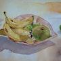 Ensalada de frutas del Caribe.. Jean-Louis Halley