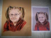 Portrait of Brenda.