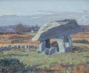 Dolmen, Donegal, en Irlande. Terry Coyle