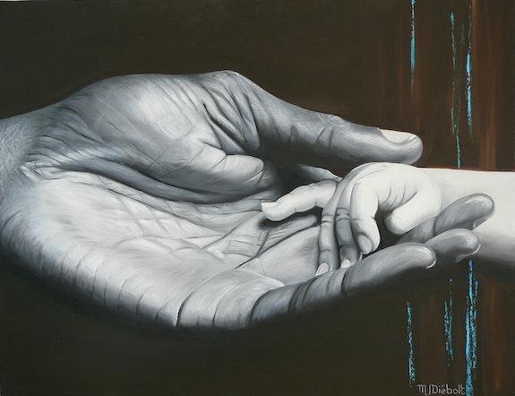 Vaterschaft.  Marie-José Diebolt