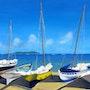 Classic sails. Jean-Louis Halley