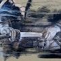 Iaido. Serie «Die Hände des Martial Arts».. Feodor Tamarsky