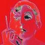 Pop-Art Portrait Serge Gainsbourg «Love». Maxbymax