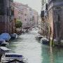 Le quartier du Cannaregio à Venise. Thierry Duval