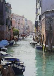 El barrio de Cannaregio, en Venecia. Thierry Duval
