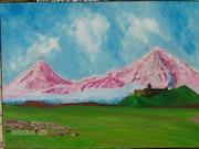 Mount Ararat.