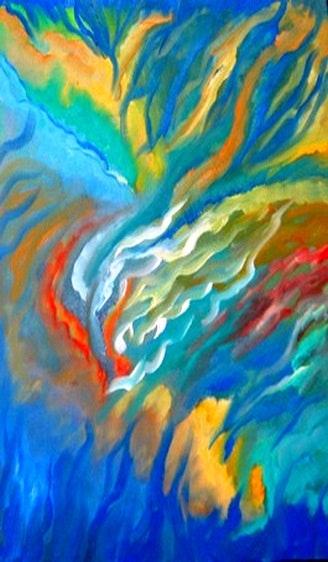 Moving colors.  Artgalery