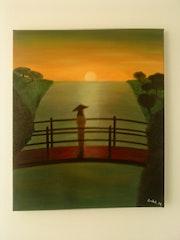 Brücke der aufgehenden Sonne.