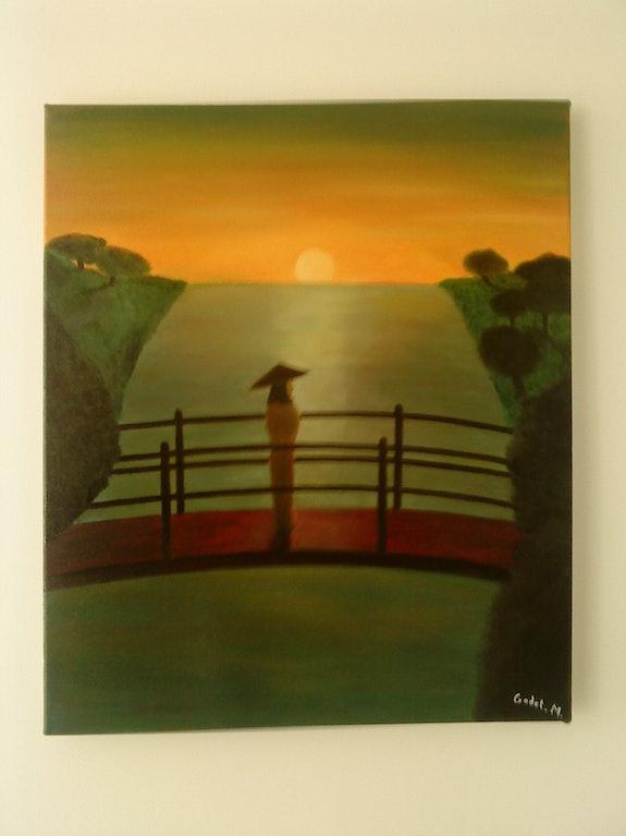 Puente del Sol Naciente. Mickael Godet Mickael Godet