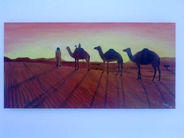 Sahara. Mickael Godet