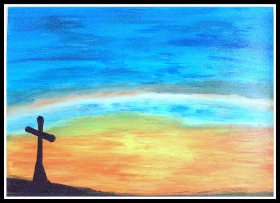 Divine Light . Mc Pouzols Eden Atelier