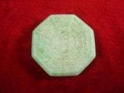 Dichtungssatz Jade Ming-Dynastie 1368-1644 . Milcha Kheng