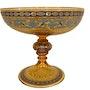 Coupe émaillée de Philippe-Joseph Brocard (1831- 1896). Concept Antiques