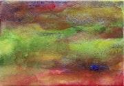 Fondo para paisaje/espacio cromatico nº7. Joana Sanchez Trullols