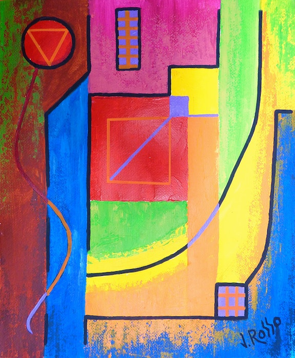 Abstract - 4. Jacques Rosso Jacques Rosso
